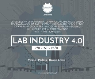 Lab Industry 4.0 - Warrant