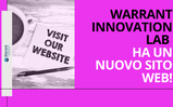 E' online il nuovo sito di Warrant Innovation Lab! - Warrant