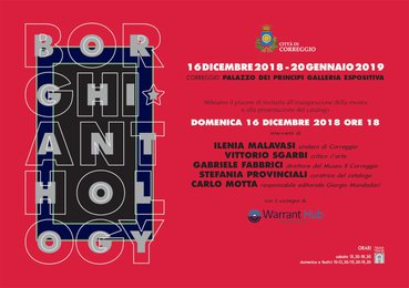 Alfonso Borghi Anthology - Warrant