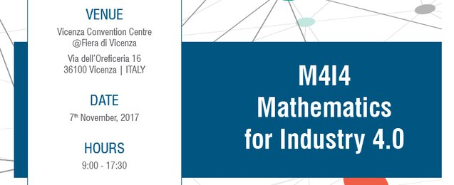M4I4 Mathematics for Industry 4.0 - Warrant