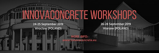InnovaConcrete workshops in Poland - Warrant